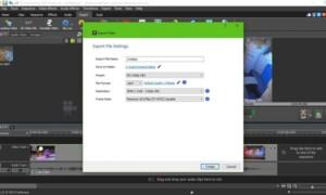VideoPad Video Editor es un software de edición de vídeo gratuito para YouTube