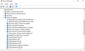 Cómo corregir la red no identificada en Windows 10/8/7