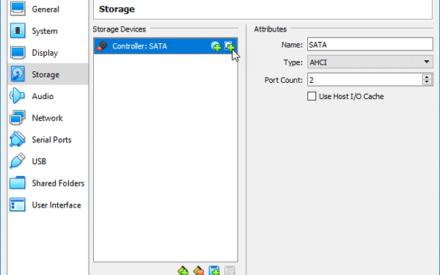 VirtualBox no pudo registrar y abrir el archivo de imagen del disco duro