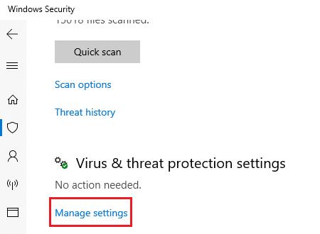 La operación no se ha completado correctamente porque el archivo contiene un virus 4