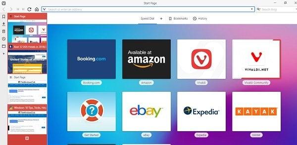 Revisión de Vivaldi Browser 2.0: Funciones avanzadas y mejoras