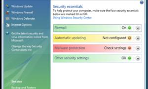 Sepa si su Centro de seguridad de Windows es un virus o legítimo