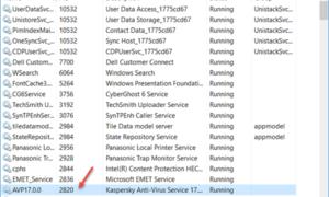 Solucionar problemas de uso de CPU en Windows 10/8/7