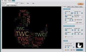 Wordaizer: Word Cloud Generator Freeware para Windows