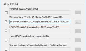 Cómo instalar cualquier versión de Windows desde una unidad flash USB
