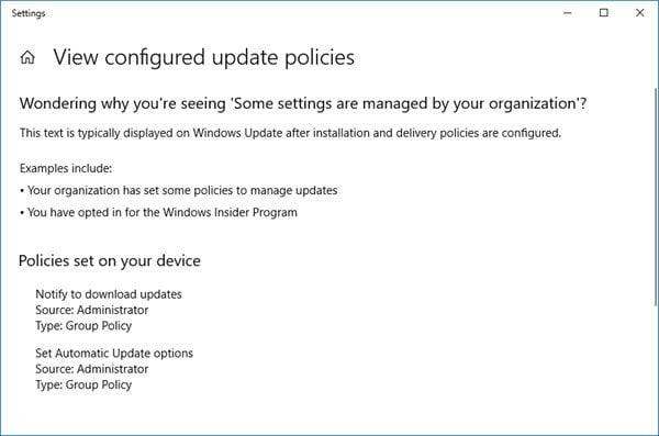Windows Update Medic Service (WaaSMedicSVC) en Windows 10