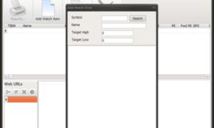 Zoom Investment Portfolio Manager para Windows 10