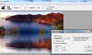 Añade hermosos efectos de onda y animación a tus fotos con Reflet