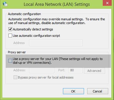 Corrección: No pudimos iniciar sesión con un mensaje de error en Windows 8.