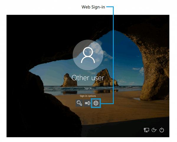 3 nuevas formas de iniciar sesión en un equipo con Windows 10 1