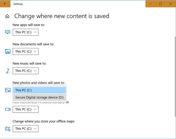 Corrección de un error en la aplicación de Windows 10 Camera 0xA00F424F (0x80004005) 4