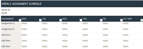 10 útiles plantillas de gestión de proyectos gratuitas para Excel