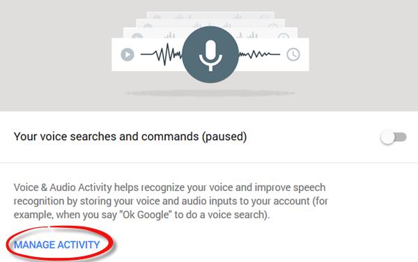 Descubre lo que Google sabe de ti