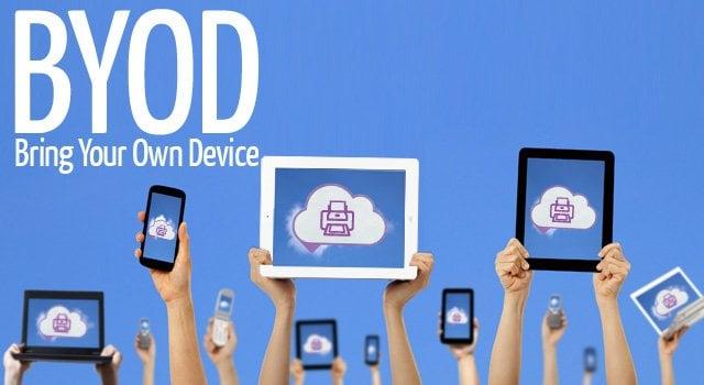 Posibles errores de BYOD, soluciones de BYOD y cómo tratarlos - 3