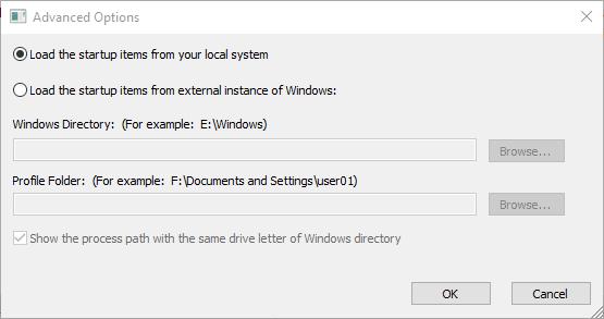 WhatsInStartup le ayuda a controlar los programas que se ejecutan en el inicio de Windows