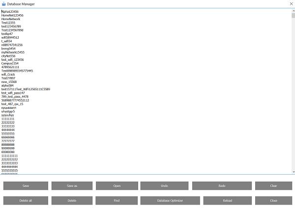 Administrar y auditar las conexiones de red inalámbrica CobraTek Wi-Fi Manager