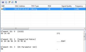 WifIInfoView: Supervisar y obtener información detallada sobre las redes Wi-Fi a su alrededor