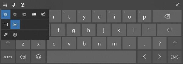 Cómo cambiar el diseño del teclado de Windows 10