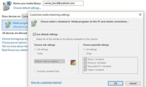 Cómo convertir su equipo con Windows 10 en un servidor de transmisión DLNA