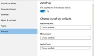 Configuración de dispositivos de Windows 10: Cambiar la configuración de impresoras, Bluetooth, ratón, etc.