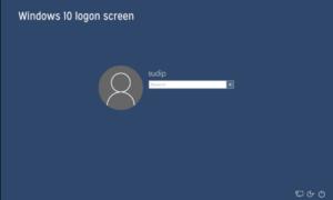 Windows 10 atascado en la pantalla de inicio de sesión después de la actualización