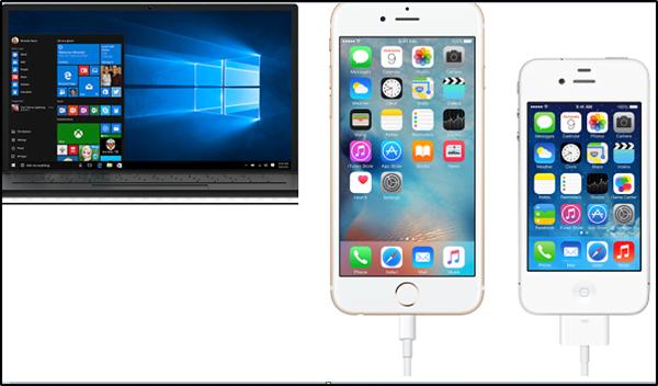 El iPhone no se carga cuando está conectado al ordenador 1