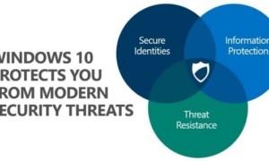 ¿Cuáles son los criterios de servicio de seguridad de Microsoft para Windows?