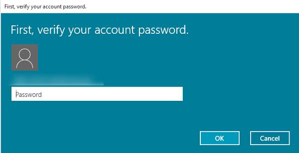 Fijar 0xd00000e5, 0x8007139f, 0x80090030 Errores de PIN en Windows 10