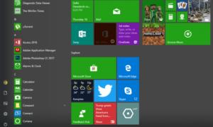 Impedir que Windows 10 reinstale aplicaciones después de una actualización de características