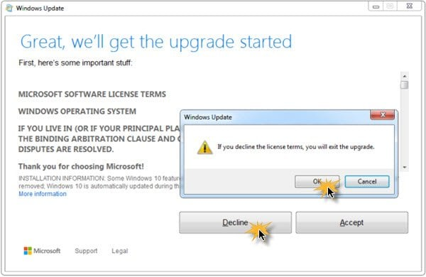Impedir que Windows 10 actualice el equipo automáticamente