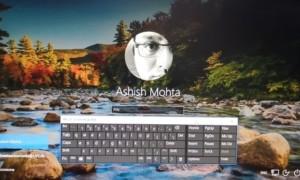 Cómo iniciar sesión en un ordenador con Windows sin teclado