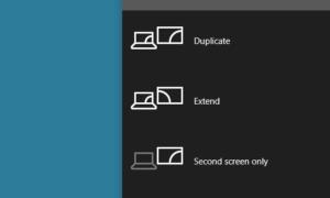 Corrección: Problemas con la pantalla en negro de Windows 10