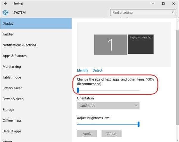Soluciona problemas de pantalla completa en Windows 10 mientras juegas, ves películas, etc.