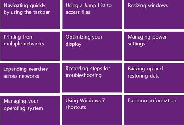 Guía: Nuevas características disponibles ahora en Windows 7