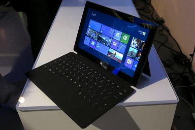 ¿Qué Microsoft Windows 8 Tablet debo comprar?