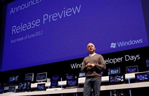 Vista previa de la versión de Windows 8: Enlaces de descarga y cambios