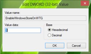 Corrección: La tienda de Windows no está disponible en los espacios de trabajo de Windows To Go.