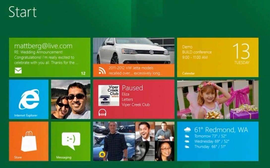 Instale la Herramienta de comentarios de Windows 8 para enviar errores en Windows 8 DP
