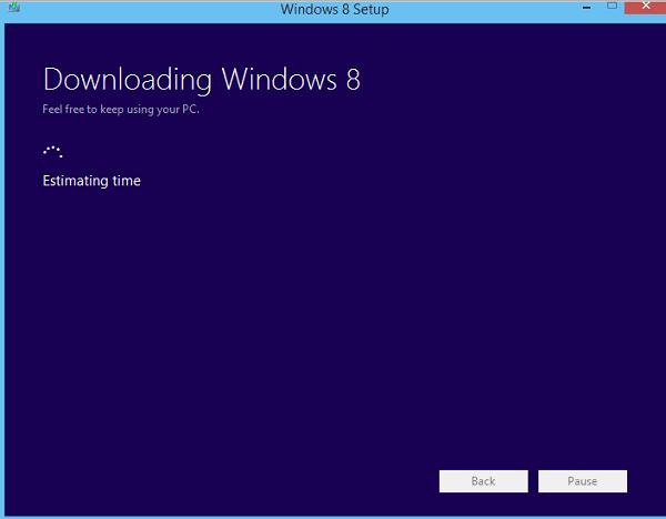 Cómo descargar Windows 8.1 ISO usando la clave de producto de Windows 8 2