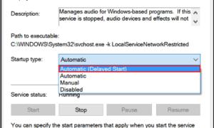 Corregir el error de audio de alta definición de IDT en Windows 10