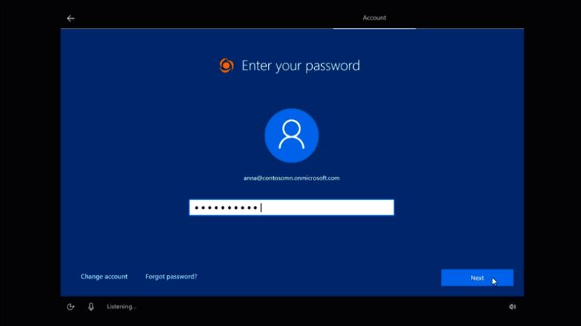 Windows AutoPilot le permite configurar, restablecer, reutilizar y recuperar dispositivos