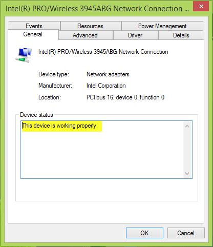 Windows no pudo iniciar el servicio WLAN AutoConfig en Windows 1