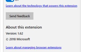 Extensión de protección del navegador Windows Defender para Google Chrome