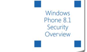 Nuevas características de seguridad en Windows Phone 8.1