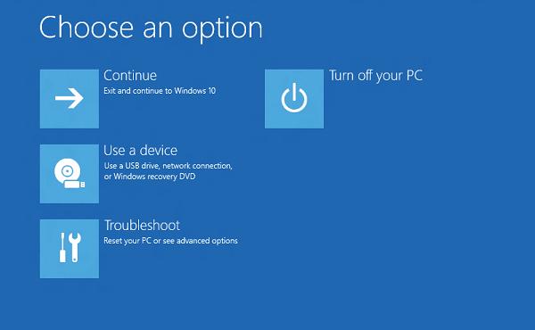 ¿Qué es Windows RE? Cómo arrancar en el entorno de recuperación de Windows?
