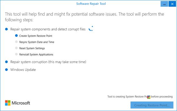 La herramienta de reparación de software de Windows le ayudará a solucionar los problemas de Windows 10