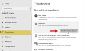 No se puede quitar el dispositivo Bluetooth de ratón y teclado en Windows 10