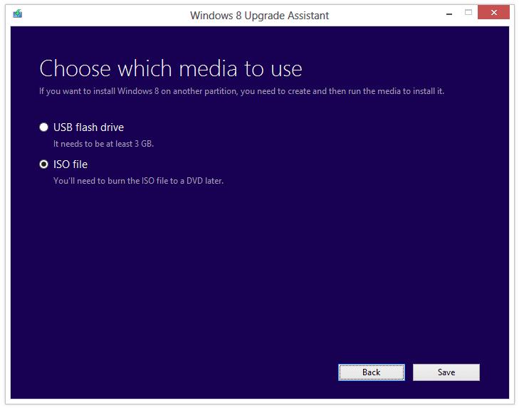 Cómo actualizar Windows 7, Vista o XP a Windows 8 Pro