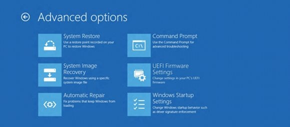 Gestione las opciones de arranque de EFI/UEFI con EasyUEFI para Windows