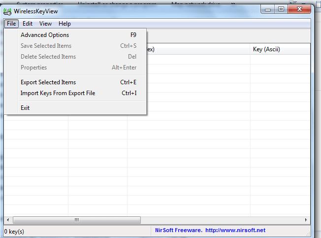 Recuperar la contraseña inalámbrica perdida en Windows 10/8/7